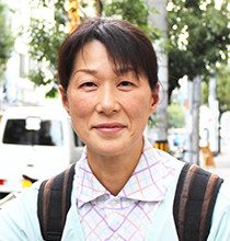 センター長 松木 涼子