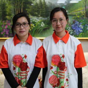 ベトナム技能実習生が来られました。