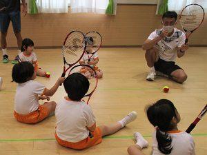 🐻くま組さん キッズテニス 初体験🎾