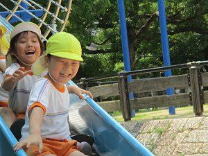 らいおん組遠足◎大阪城公園まで行ったよ!